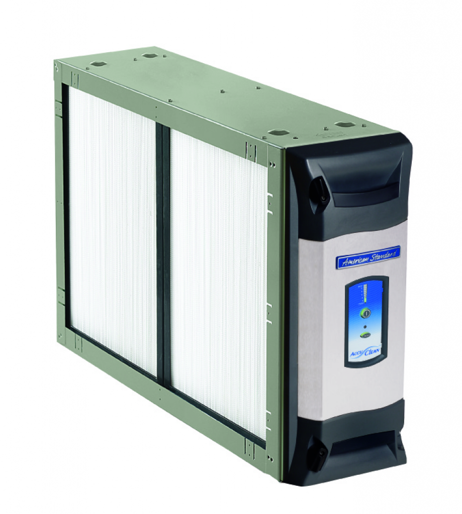 AIR CLEANERS - ACCUCLEAN™ WHOLE-HOME AIR FILTRATION SYSTEM